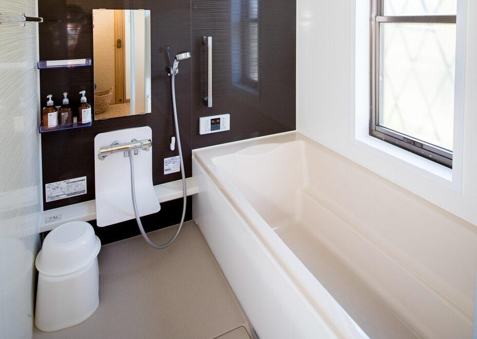 Glamp House DAISENの浴室