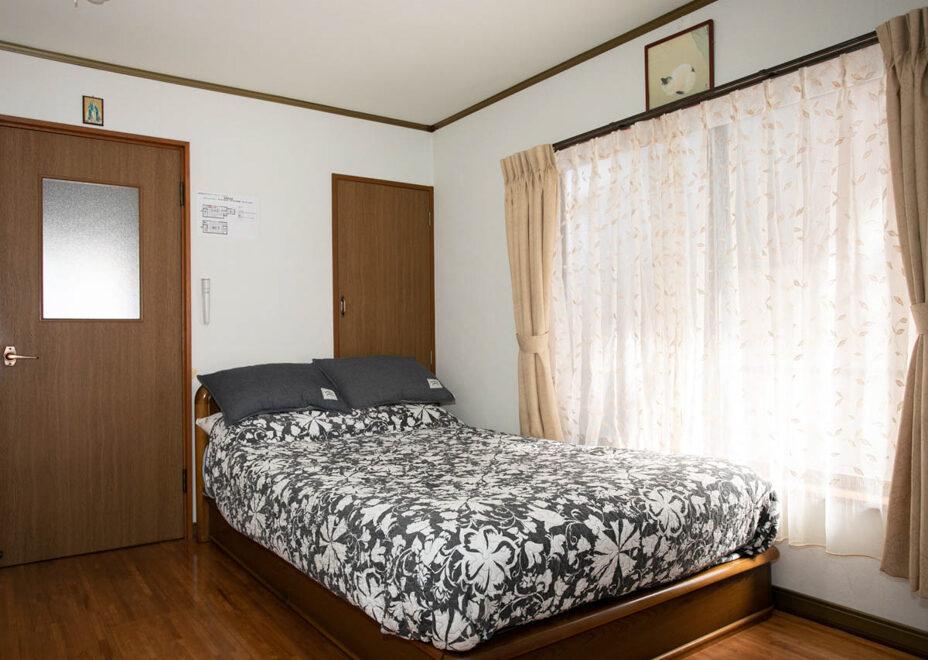 Arroz y Frijoles 1の寝室