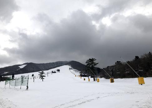 Glamp House DAISENの近くにあるスキー場