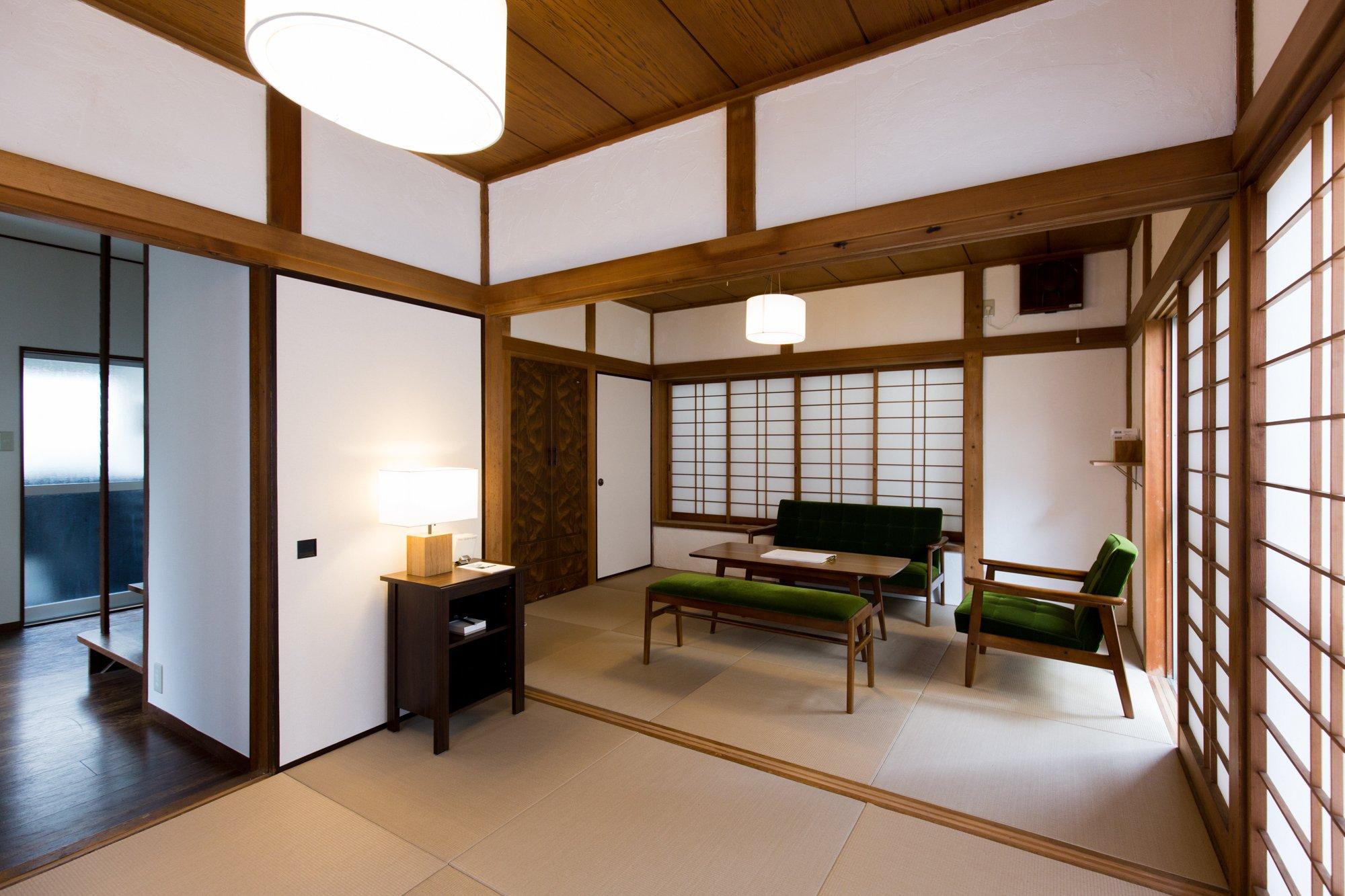 haletto house KOSHIGOEの室内