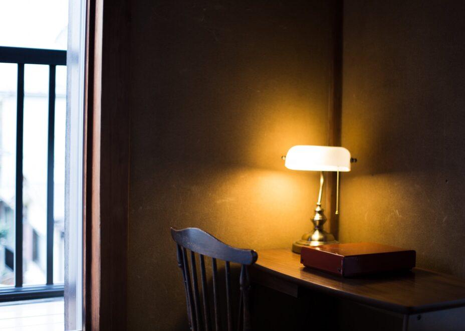 haletto house KOSHIGOEの書斎