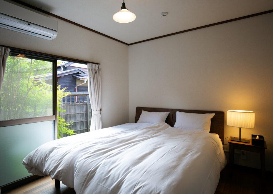 haletto house SAKANOSHITAのベッドルーム